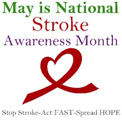 national stroke month